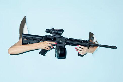Online Gun Sellers Do a Bang-Up Business