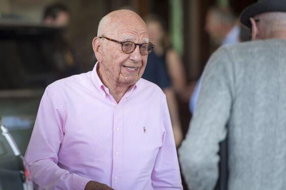 Disney-Comcast Battle for Fox Dominates Sun Valley Gathering