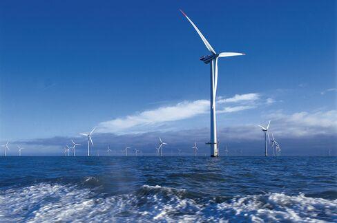 Vestas Wind Systems Turbines
