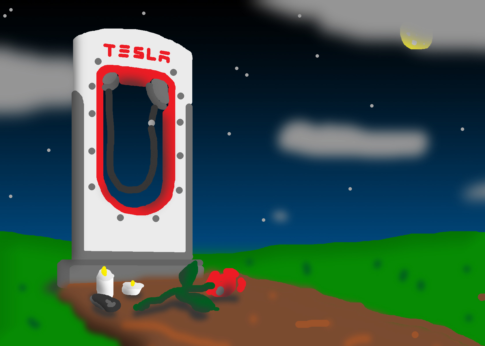 What If Tesla's Time Is Running Out?