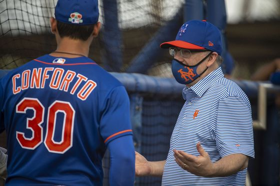 Steve Cohen's Mets Dream Keeps Unraveling With DUI Bust for Acting GM