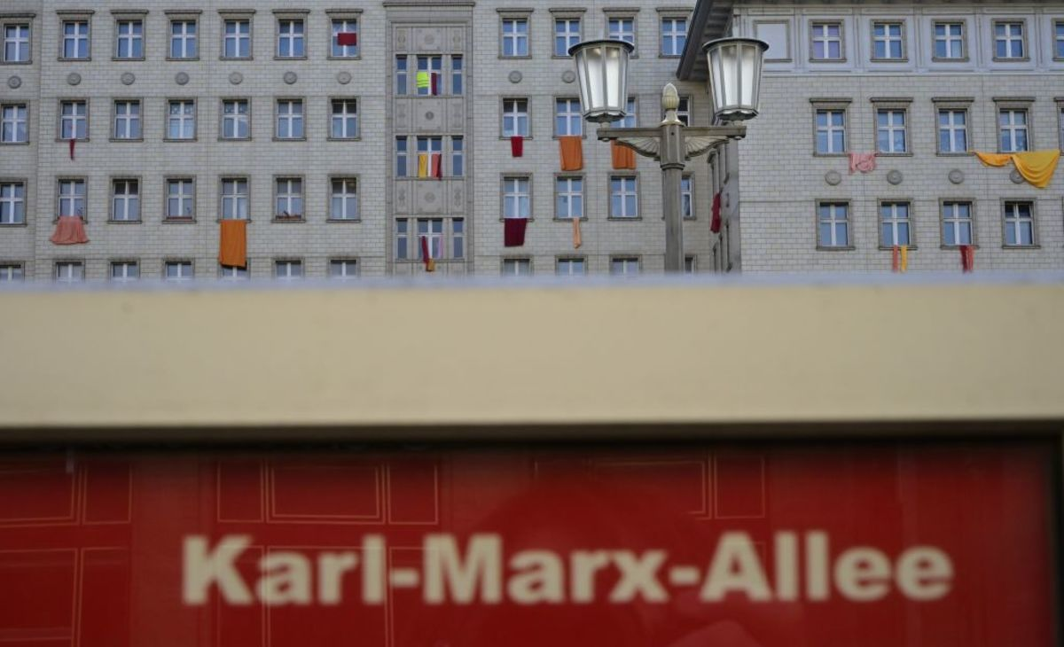 Berlin's New Rent Freeze Echoes Its Soviet Past