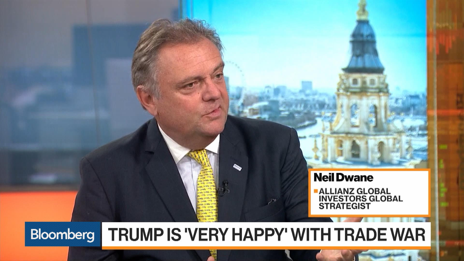 U.S.-China Trade Negotiations Are a 5 to 10 Year Story, Says Allianz's Dwane