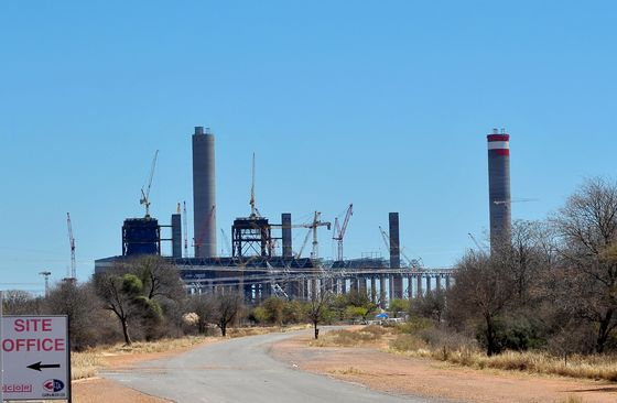 The Utility That's Eating South Africa