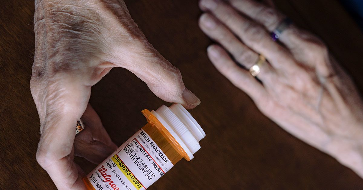How Carcinogen-Tainted Generic Drug Valsartan Got Past the