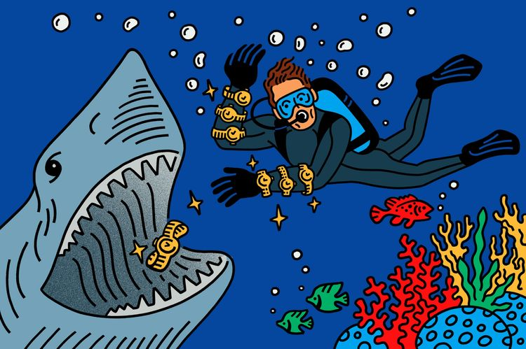 relates to Episode 2: Why Philippe Cousteau Always Brings A Rolex On His Travels