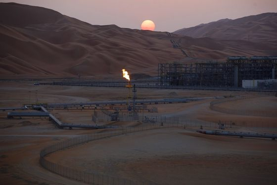 The Biggest Saudi Oil Field Is Fading Faster Than Anyone Guessed