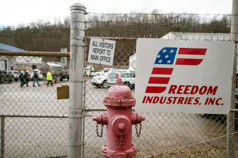 Meet Freedom Industries, the Company Behind the West Virginia Chemical Spill