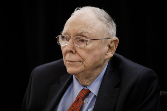 Munger Asks, 'Who Wouldn't Want Rich People?' in Tax Pushback