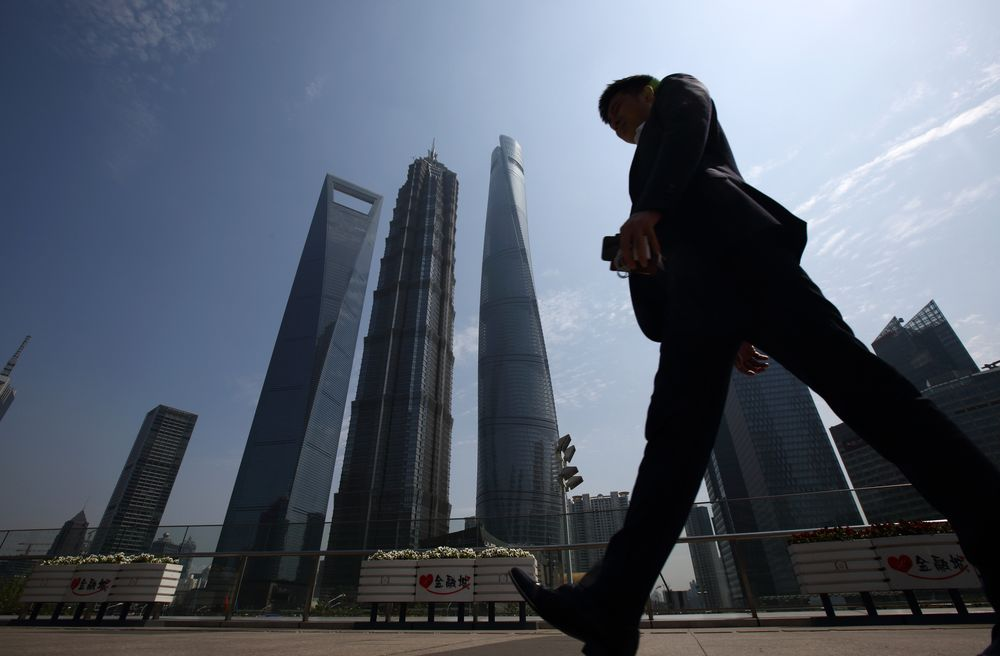 China Opens Up Financial Sector to More Foreign Investment