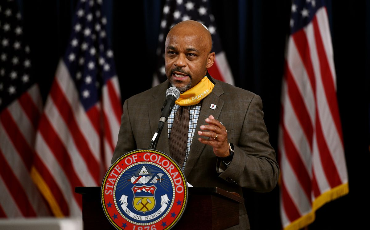 Denver Mayor Orders City Workers Vaccinated Against Covid