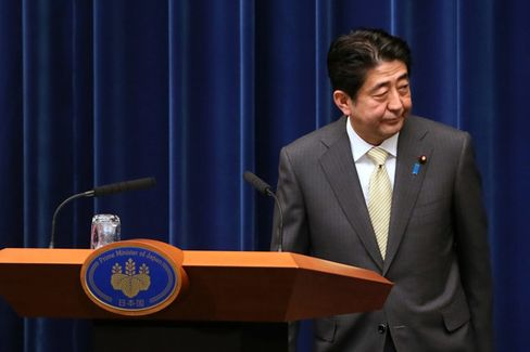 With a Crucial Test Looming for Abenomics, Japan's Economy Falls Short