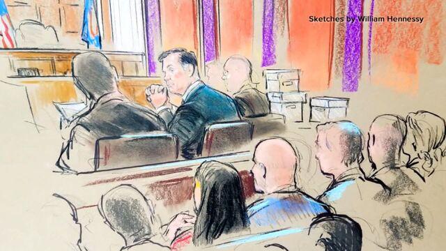 Prosecutor Calls Manafort Banker Stephen Calk a Fraud Conspirator
