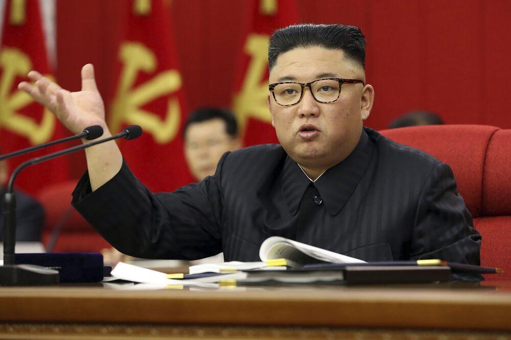 North Korea Highlights Kim's Weight Loss as Food Shortage Builds
