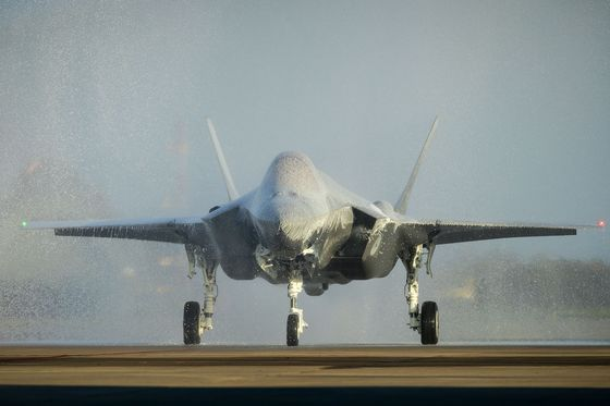 F-35's $10 Billion Funding Gap Hints at a Jet Too Costly to Fly