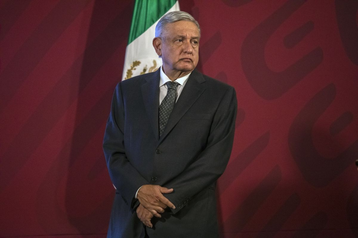 Mexico's President to Make 20-Hour Road Trip to Cancun as Virus Cases Rise