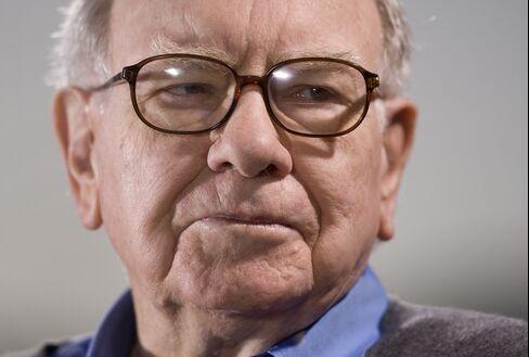 Berkshire Hathaway Inc. Chairman and CEO Warren Buffett