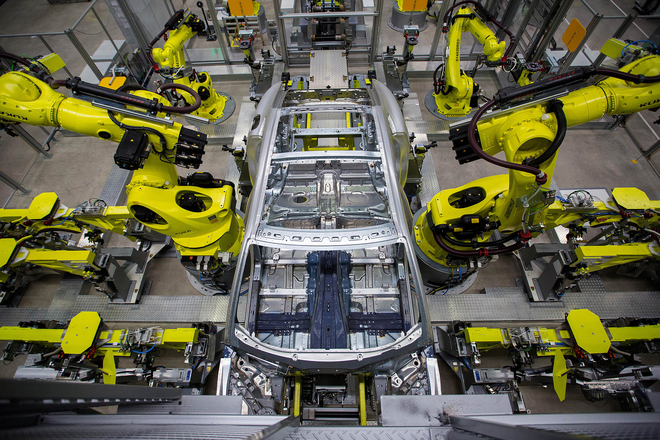 chineseowned robot maker is gunning for no 1 in booming