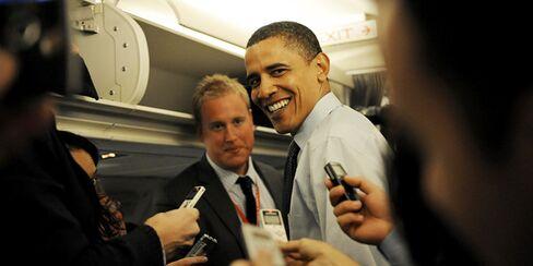 Obama: Billions for Battered Businesses