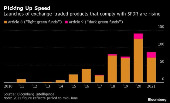 Asset Managers Find Greenwashing 'Blind Spots' in EU Rules