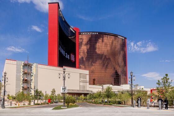 New Vegas Resort Is a $4.3 Billion Bet on City's Comeback