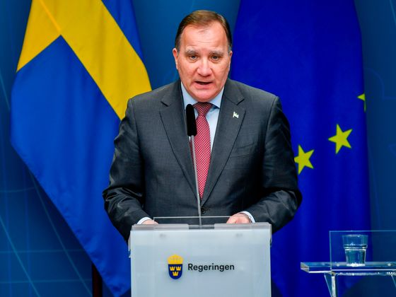 Swedish Government Loses Support as Fears Grow Over Covid Policy