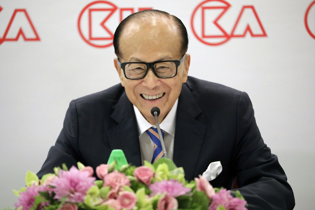 Li Ka-shing Gives $64 Million to University and Makes Protest Appeal