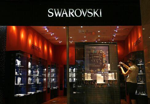 New Billionaire Swarovski Surfaces With Austrian Crystal Fortune