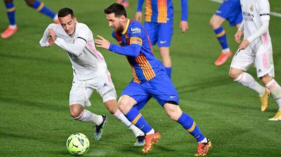 European Soccer Group Proposes Radical Breakaway League