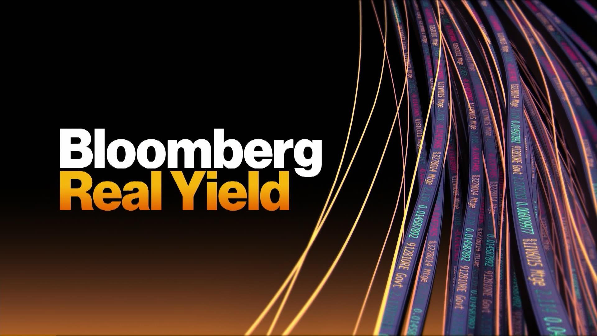 'Bloomberg Real Yield' Full Show (05/31/2019)