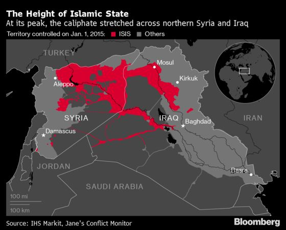 Islamic State's Revival Is Back in Play