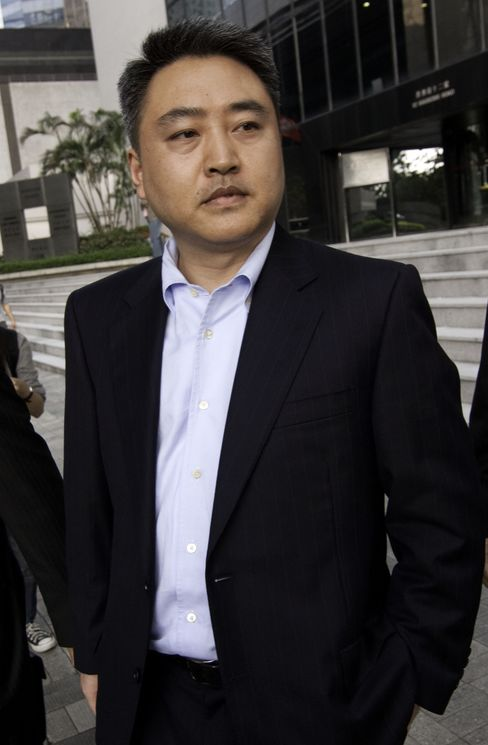 Former Morgan Stanley Managing Director Du Jun