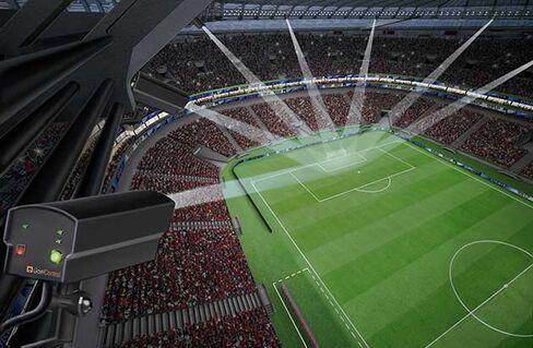 GoalControl rendering