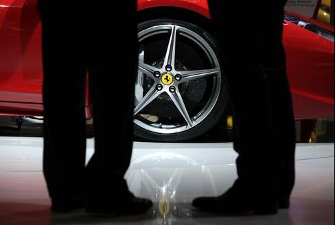 Hedge Funds Buy Ferraris, Clients Often Get Phantom Gain