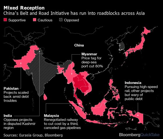 China's Belt and Road Gets a Reboot to Boost Its Image