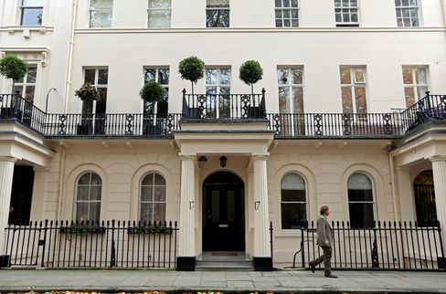 London Luxury Home Gains Defy Predictions of Stalling This Year