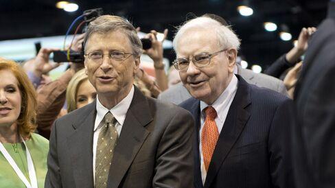 Warren Buffett & Bill Gates
