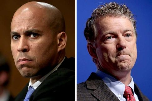 Rand Paul and Cory Booker Team Up to Fight For Justice (Reform)