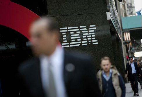 IBM Said to Start U.S. Job Cuts Today Amid Global Reduction
