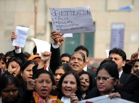 New Delhi Rape Triggers Supreme Court Hearing on Sex-Crime Laws