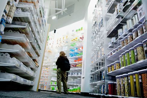 You Can't Contain the Container Store