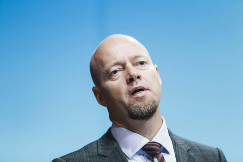 Norway's Sovereign Wealth Fund CEO Yngve Slyngstad