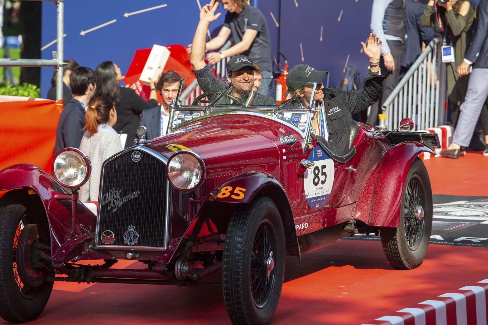 <p> <strong> <span> 1933 Alfa Romeo GS 1500 TF Zagato </ span> </ strong> </ p>
