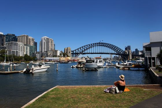 For Relief From Scorching Summers, Sydney Will Plant More Trees