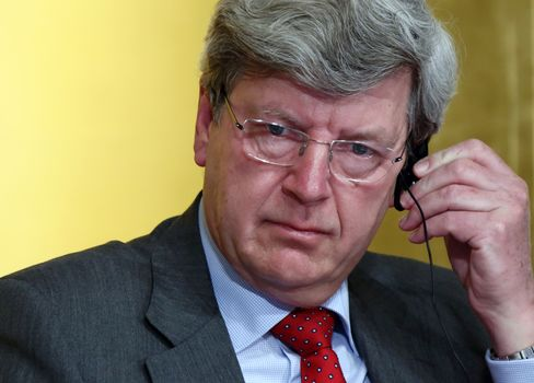 Former Rabobank Chairman Piet Moerland