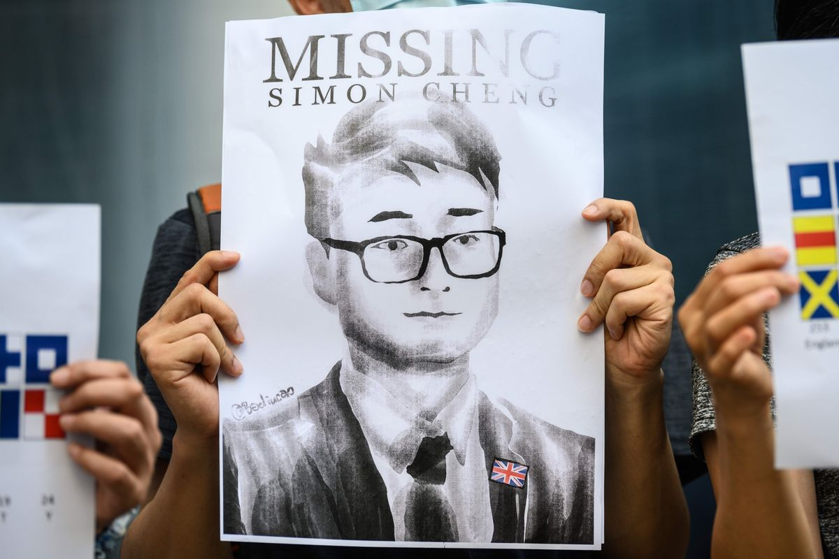 China Frees U.K. Consulate Staffer Held Amid Hong Kong Protests