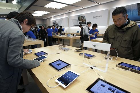 Apple Raises Prices for Some Products in Japan After Yen Weakens
