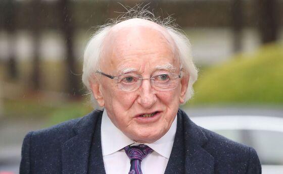 Higgins Wins Irish Presidential Race, Exit Poll Signals
