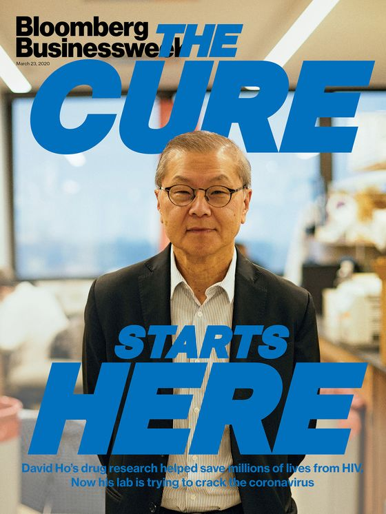 Famed AIDS Researcher Is Racing to Find a Coronavirus Treatment