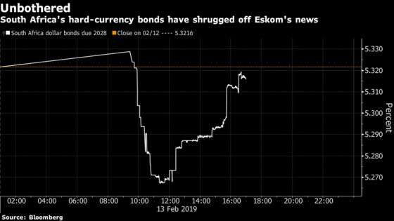 As Eskom's Woes Roil South Africa, One Asset Isn't Bothered